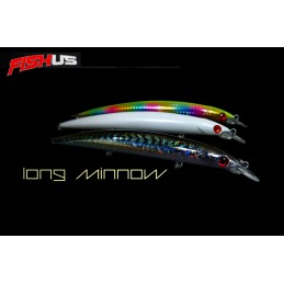 Fish Us Long Minnow 160...
